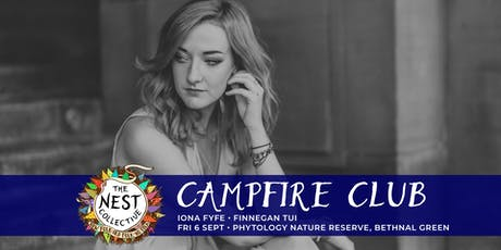 Campfire Club: Iona Fyfe | Finnegan Tui tickets
