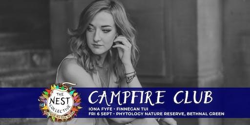 Campfire Club: Iona Fyfe | Finnegan Tui