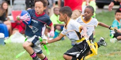 Football Skills Clinic - Ages 4 -18