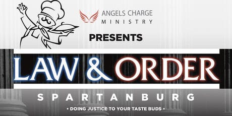 "Law & Order: Spartanburg - A Luncheon ""Doing Justice To Your Taste Buds"" tickets"