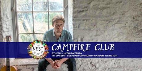 Campfire Club: Cynefin tickets