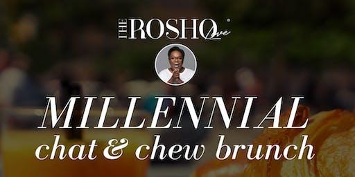 Millennial Chat & Chew Brunch