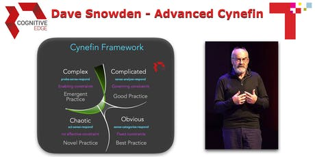 Advanced Cynefin™: Liminality and Sense-Making in Complexity tickets