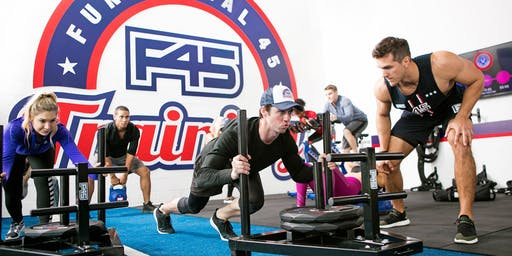 F45 Training North Santa Rosa Boot Camp