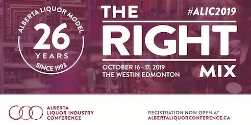 2019 Alberta Liquor Industry Conference