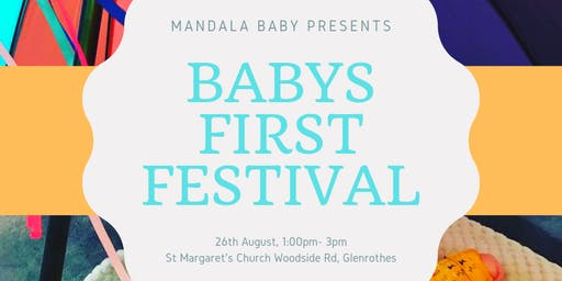Mandala Baby end of summer festival