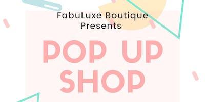 FabuLuxe Boutique Pop Up Shop
