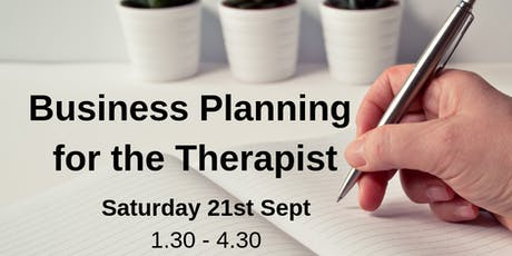 Business Planning for the Therapist tickets