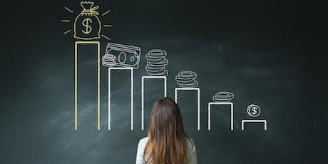 Overcoming Business Financial Pitfalls tickets