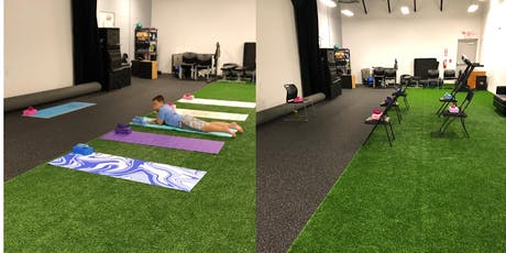 eZENtial Yoga @ The Fieldhouse in Moorestown  tickets