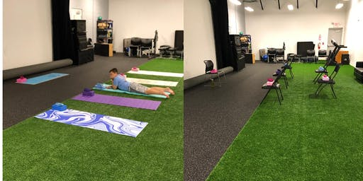eZENtial Yoga @ The Fieldhouse in Moorestown