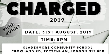 CHARGED 2019 tickets