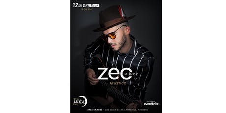 Zeo unplugged tickets