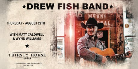Drew Fish Band tickets