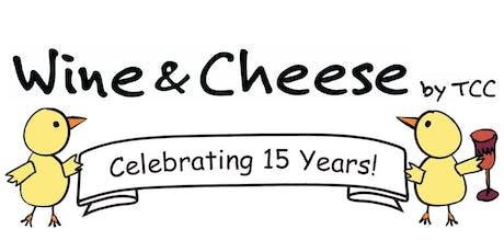 TCC's 15 Year Anniversary Tasting tickets