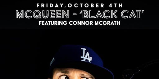 MCQueen Adams 'Black Cat' First Friday Comedy! @ Empire Live Music & Events