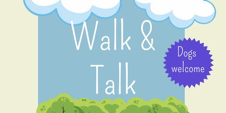 Walk and Talk, networking with a difference! tickets