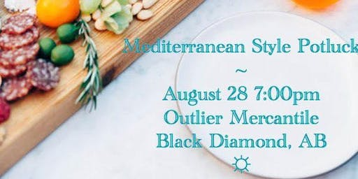 Mediterranean Potluck