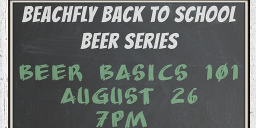 Beer Basics 101