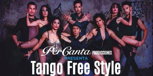 Tango Freestyle en Rosario!