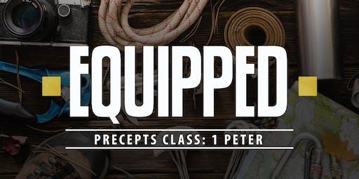 Precepts Class: 1 Peter