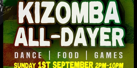 Kizomba All-Dayer tickets