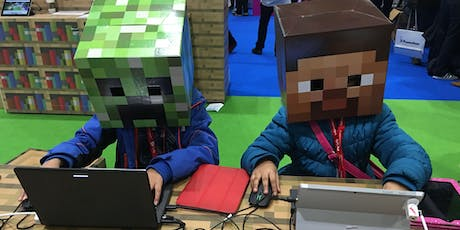 Minecraft Party for 4th-8th Grade: Command Blocks and Online Play tickets