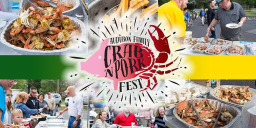 Audubon Family Crab 'N Pork Fest 2019