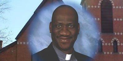 Rev. Canon Andy J. Moore's 25th Anniversay