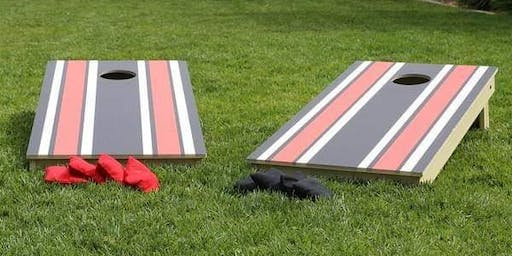 Thursday night Cornhole at the Natick Elks