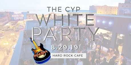The CYP White Party tickets