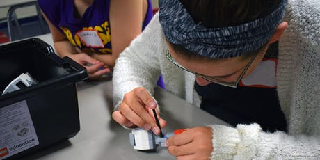 Introduction to Robotics: Middle School with LEGO MINDSTORMS EV3 tickets