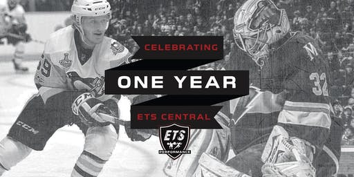 MEET NHL STARS at ETS Central 1-Year Anniversary Event