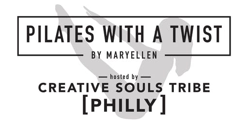 Pilates w/ a Twist by Maryellen | Hosted by Creative Souls Tribe [Philly]