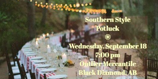 Southern Style Potluck