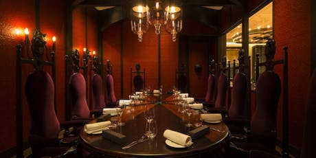 Inside Outside London@Dinner by Heston Blumenthal Wine Dinner in Private Dining Room - 2 Michelin Stars tickets
