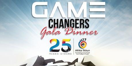 Afrika Tikkun Game Changers 2nd Annual Gala Dinner tickets