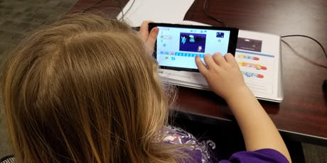 Intro to Coding: K-2nd Grade tickets