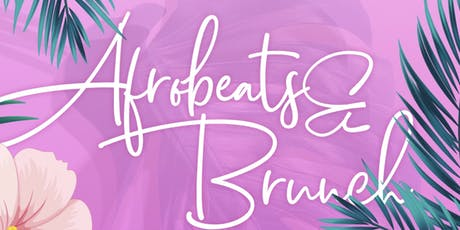 The Afrobeats Brunch Party  tickets