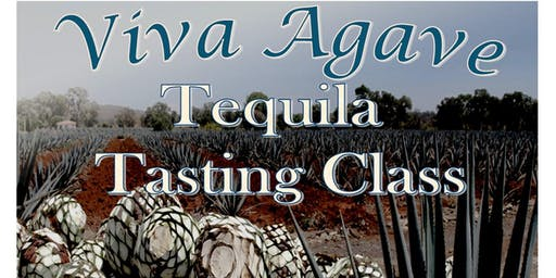 Tequila tasting class - Learn about history, distilling and styles-SOLD OUT