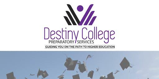 College Preparatory Workshop for Seniors