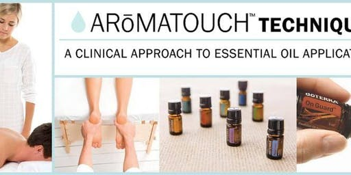 AromaTouch Technique Certification Training