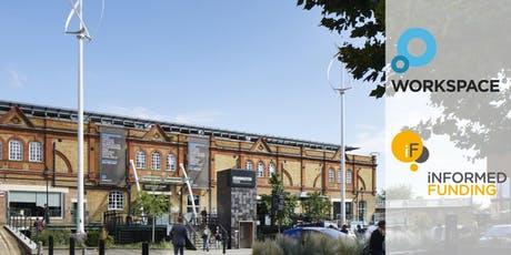 Informed Funding (One Hour) Consultations at Kennington Park - 12 November tickets