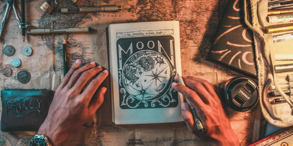 Moon & Self-Care - Lunar Wisdom for our body and soul