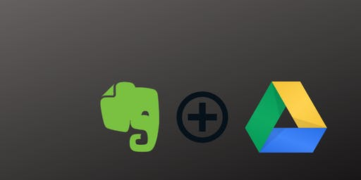 Using Evernote With Google Drive