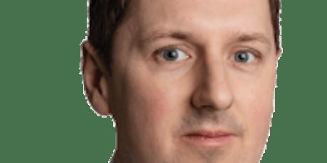 Speaker lunch - Laurence Fletcher, Capital Markets correspondent, Financial Times tickets