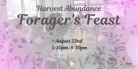 Harvest Abundance Forager's Feast tickets