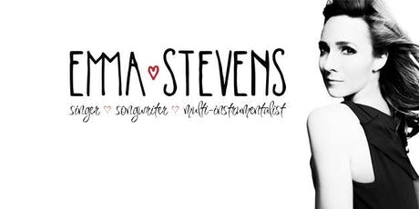"""Emma Stevens: """"An Evening of Song and Story"""" tickets"""
