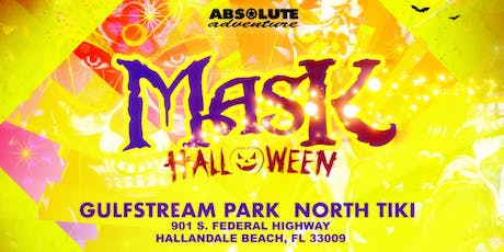 MASK Halloween Costume Party  tickets