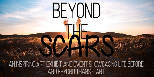 BEYOND THE SCARS Art Exhibit